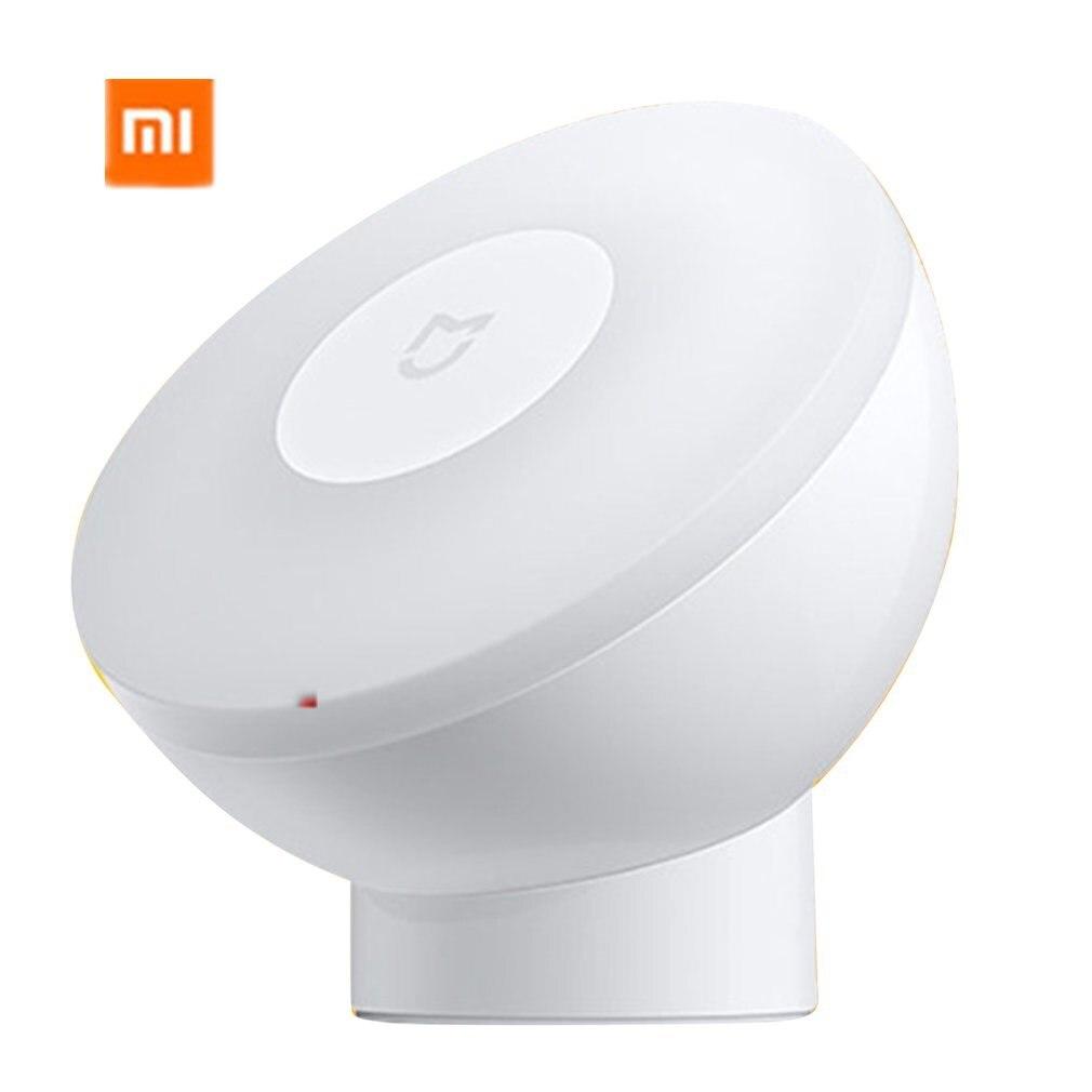 Xiaomi Induction Night Light Home Induction Night Light 2 Generation Energy-Saving Bedside Lamp Smart Table Lamp Night Light