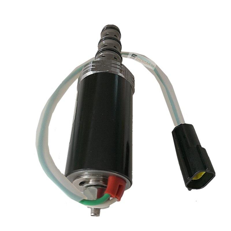 Excavator parts DH200-7 R200/220-5VOL   VO210 long-line hydraulic pump solenoid valve 14574269 KDRDE5K-20/40C07-203A-109 enlarge