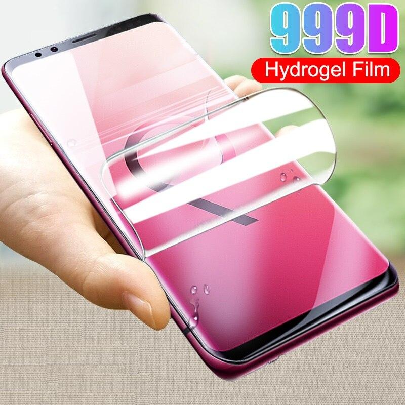 9H hidrogel de película para Samsung Galaxy S6 S7 S5 S4 S3...