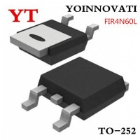 10PCS FIR4N60L TO-252 IC  best quality.
