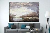 large abstract canvas art landscape painting painting on canvas oil abstract painting wall art abstract decor office decor