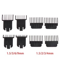 4pc t9 universal hair trimmer clipper limit comb guide sets limit calipers tools
