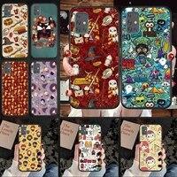 movie harries potters cartoon phone case tpu for samsung galaxy j2 j4 j5 j6 j7 j8 note 5 7 8 9 10 20 2018 cover