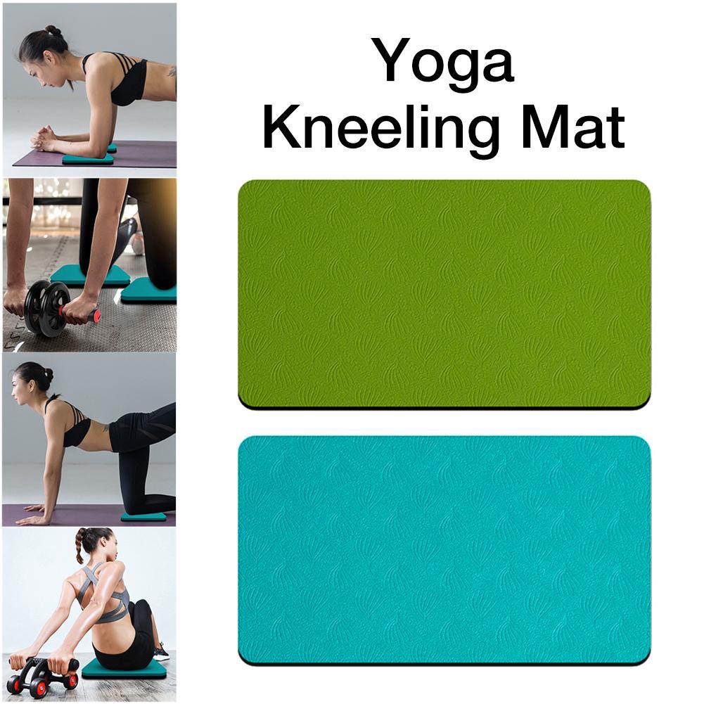 Estera de Yoga para ejercicio de alta calidad para principiantes, estera de gimnasia ecológica, estera de Yoga, almohadillas para hacer ejercicio