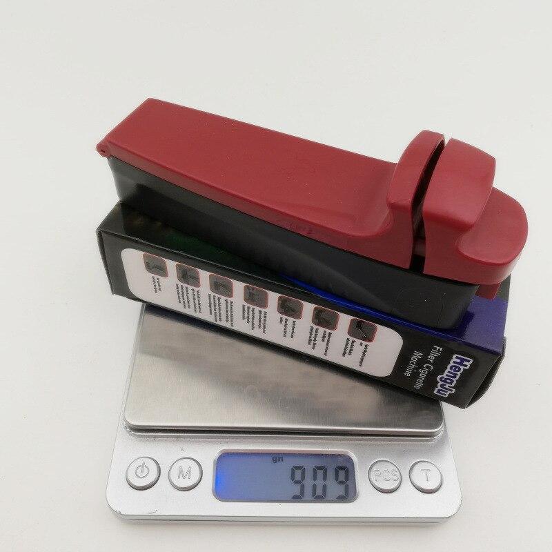 4.5mm Super Slim Cigarette Tobacco Injector Rolling Machine Women's Slim Cigarette Filling Roller Maker Rolling Tray enlarge
