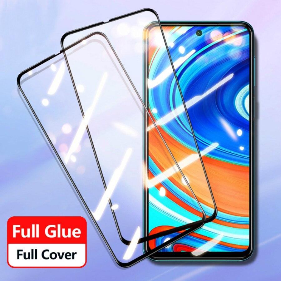 2 uds vidrio templado en redmi Nota 9 Nota 9Pro Max 8 Pro 8Pro 8t de vidrio para xiaomi redme note9s Nota 9 s cristal Protector