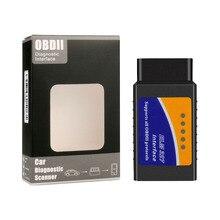 Считыватель кодов PIC18F25K80 ELM327 OBD2 V1.5 Bluetooth Автомобильный Elm 327 OBD 16 Pin диагностический инструмент ODBII автомобильный Android