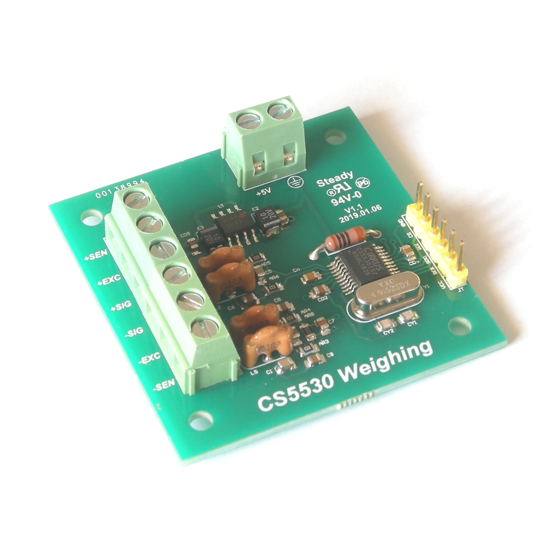 Cs5530 وحدة متقدمة الترشيح مع منخفضة الضوضاء 4.5v الإثارة لنا المنتج حلول مع روتين