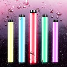 Цветная (RGB) фотографического светильник ing Stick Водонепроницаемый ручной светодиодный светильник палочка Android с помощью приложения на телефоне Управление для вечерние Портативный заполнить светильник Stick