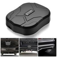 Автомобильный GPS-трекер, GSM-локатор TK905, 5000 мАч, аккумулятор в режиме ожидания, 90 дней, водонепроницаемый, с магнитным монитором