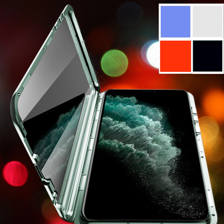 Iphone ip xsmax sx cobertura completa 360 para iphone apple xr x xs x max ip iphone xsmas rx xss caso flip doble sxmax parachoques
