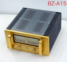 BZ-A15 All aluminum amplifier chassis / Preamplifier case / AMP Enclosure DIY box (240 *120*258mm)