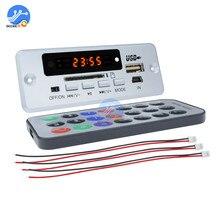 Wireless Modul 5V MP3 Decoder Board Bluetooth Decodierung Modul Mit radio FM 2*3W Verstärker board Remote controller empfänger