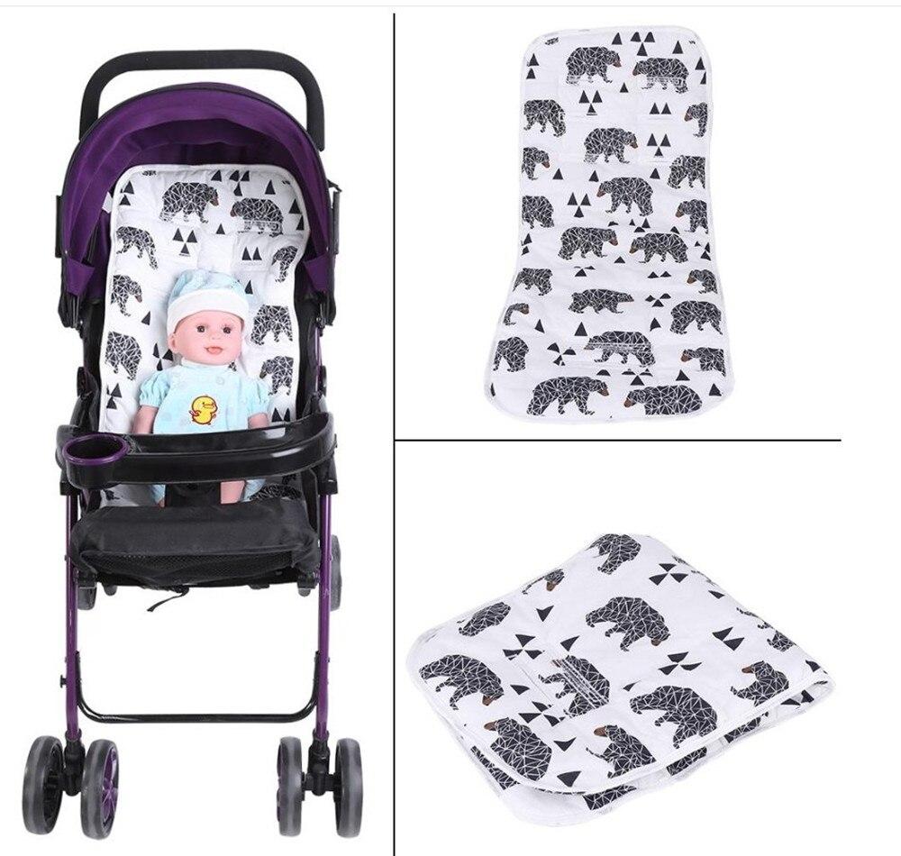 Подкладка для автомобильного сиденья, подушка для кресла-качалки, детский игровой коврик для новорожденных, защитные аксессуары для детско...