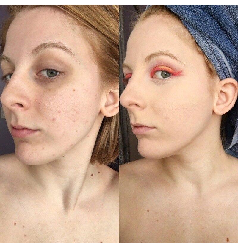 Liquid Concealer 14Colors Foundation Cream Cover Acne Scars  Tattoo Moisturizing Concealer Natural Brighten Comestic Makeup Tool