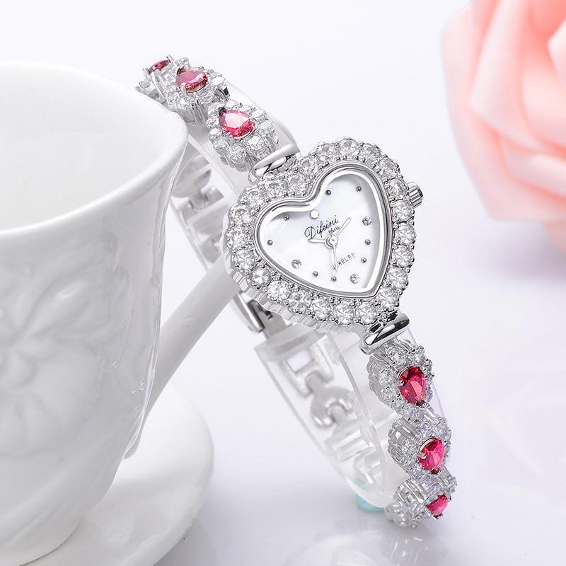 Defini Women's Watch Casual Fashion Watch Woman Watch Waterproof Quartz Watch Bracelet Watch Women's Watch enlarge