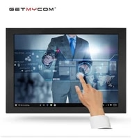 getmycom 12 inch integrated capacitor machine embedded 10 point industrial control tablet industrial touch screen getminte12