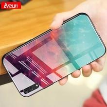 Coque de téléphone en verre trempé de luxe pour Huawei Mate 10 Lite 20 Pro pour Huawei P30 P10 Lite P20 Lite Pro pour Huawei Nova 2i 3 3i Huawei P Smart 2019 Funda pour  Y9 2019 Huawei Honor 10 8 9 Lite 8X housse coque