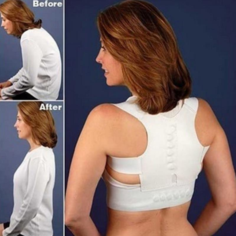Back Posture Corrector Shoulder Lumbar Brace Spine Corrector Shoulder Neck Support Strap Belt Back P
