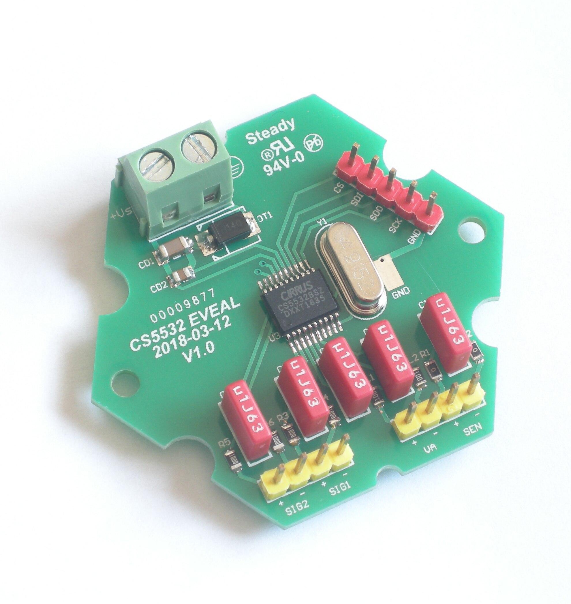 Cs5532 وحدة 24bitADC مخصصة لوزن عالية الدقة