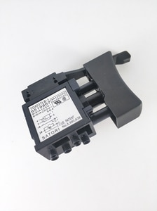 Power Tool Driver Switch Fittings TG803TLB-1