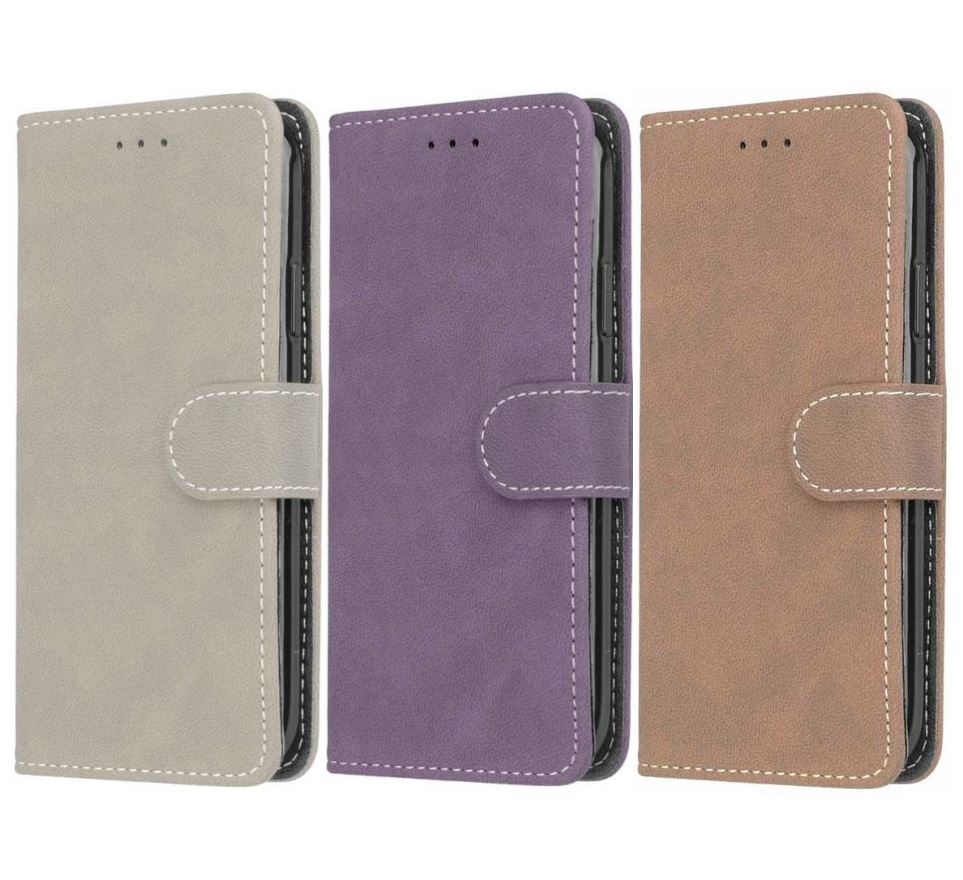 Кожаный чехол-бумажник для Apple iphone SE 2020 11 Pro XR X XS Max 7 8 6 6S Plus 5 дюймов