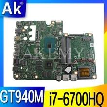 Original pour Dell Inspiron 24 7459 carte mère avec I7-6700HQ CPU 0503P4 503P4 CN-0503P4 Test OK