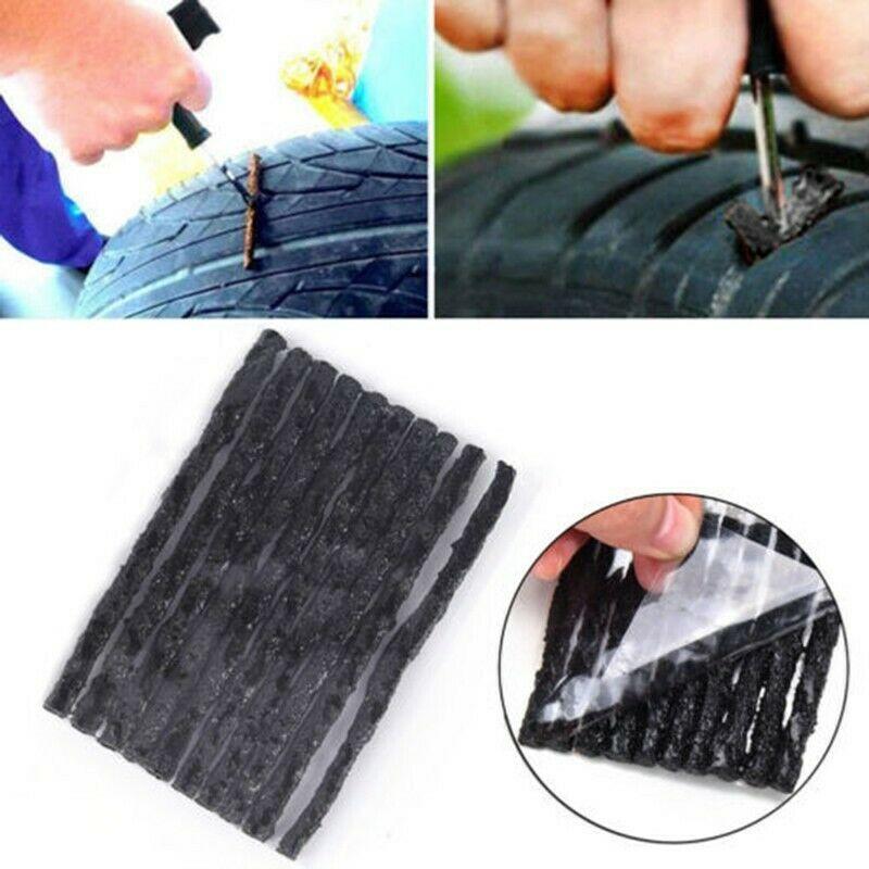 Набор инструментов для ремонта автомобильных шин вакуумные шины специальная аварийная Резиновая полоса для мотоцикла электромобиля автом...
