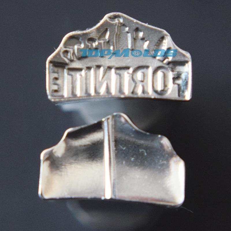 3D FORTNITE 8,8-14 мм пресс-форма для таблеток конфеты штамповки под заказ логотип кальций таблетка штамповка
