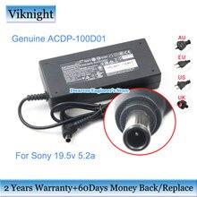 Echtes ACDP-100D01 19,5 V 5,2 A 101W TV AC Adapter Für Sony KDL-43W800C KDL-42W706B KDL-43W809C KDL-43W755C KDL42W706B KDL43W829B