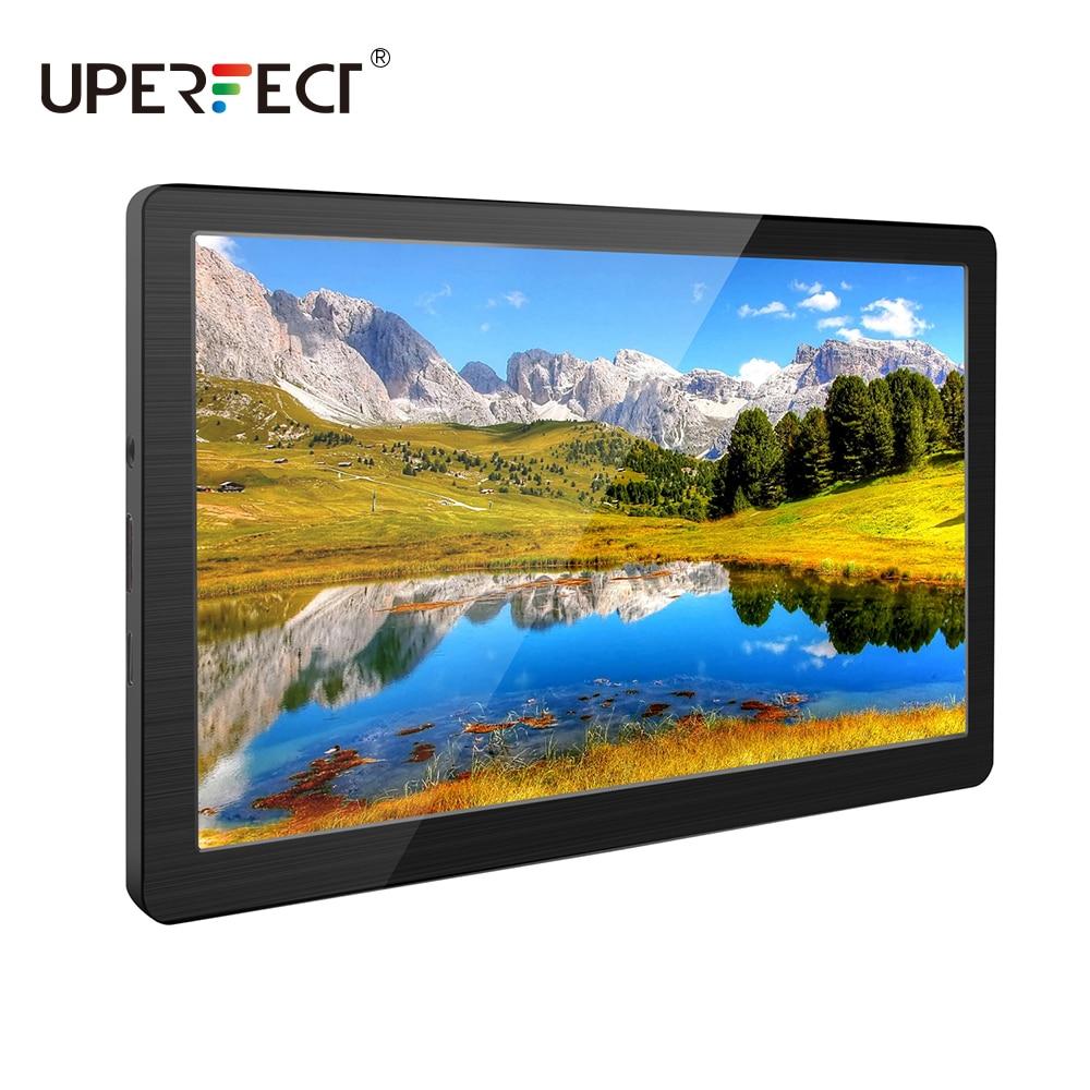 UPERFECT 7 بوصة شاشة عرض كمبيوتر محمول لعبة مراقب 1024x600 IPS 16:9 شاشة LED مكبرات الصوت HDMI USB ل التوت بي PS4 Xbox