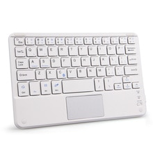 1pc 7/9/10in Touchscreen Bluetooth Keyboard For Android Windows System Tablet Laptop Wireless Blueto