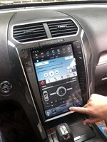 car dvd multimedia player for ford explorer 2011 2012 2013 2014 2015 2016 2017 2018 2019 radio gps navigation dvd player