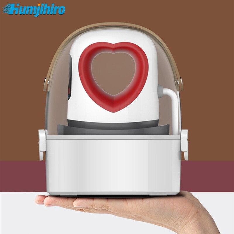 ماكينة ضغط حراري صغيرة محمولة للتي شيرت أحذية قبعات مشاريع صغيرة من الفينيل HTV آلات ضغط صغيرة سهلة للتدفئة
