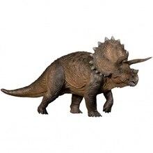 Pre-Sale 1:35 Nanmu Triceratops Heavy Lance Dinosaurs Prehistoric Animal Model Toy Original Color