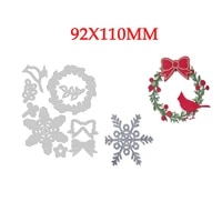 christmas snowflakes metal cutting dies for diy making scrapbooking greeting card paper no stamps new arrived 2021