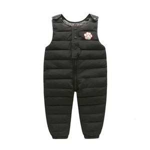 Kids Pants for Girls Leggings Cotton Warm Winter Toddler Trousers Boys Pants Waterproof Child Pants Outwear Baby Overalls