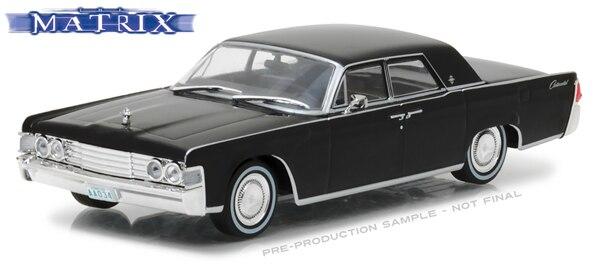 Оригинальная модель автомобиля из сплава GreenLight 1:43 1965 Lin coln Continental boutique Наземный