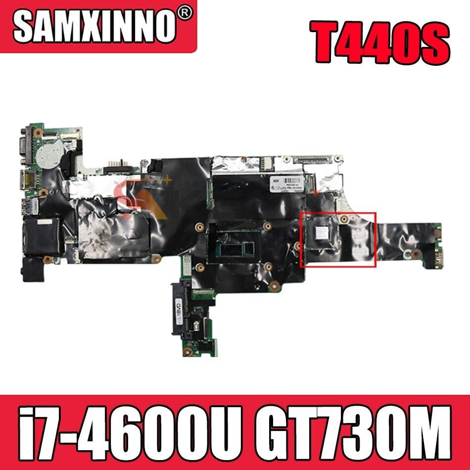 ?????? ???? ??? T440S ???? ?????? VILT0 NM-A051 CPU i7 4600U GPU GT730M 100% ?????? ????? FRU 04X3977 04X3975 04X3973
