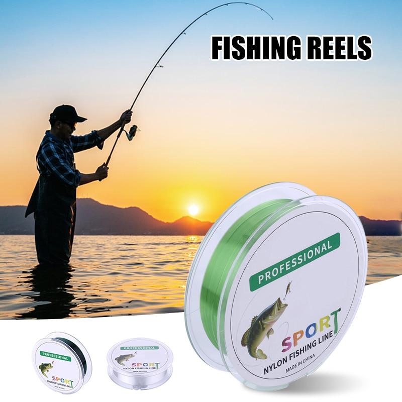 Super fuerte, duradero Material de Nylon de la línea de Pesca resistente...