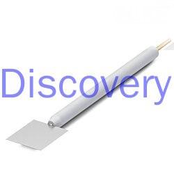 Elektroda z blachy platynowej, elektroda z blachy platynowej