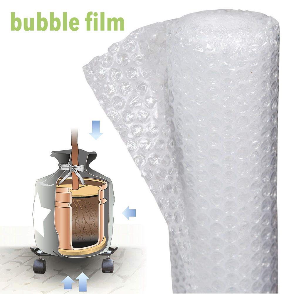 Inverno película protetora 50x300 cm/bolha envoltório/bolha envoltório/anticongelante recipiente planta/pote frio de alta qualidade prático