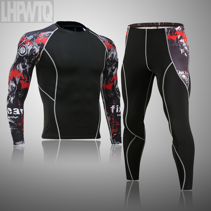 Trendy Thermal Underwear Men Thermal Underwear Modal Sport Fashion Long Johns Thin Comfortable Sprin