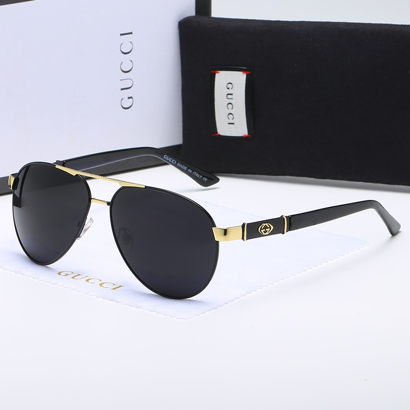 Sunglasses UA400 Ladies Sunglasses Made of Top Materials Outdoor Driving Brand Design Styles Luxury