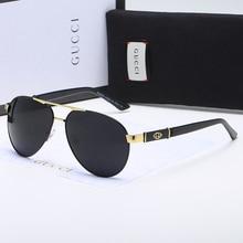 Sunglasses UA400 Ladies Sunglasses Made of Top Materials Outdoor Driving Brand Design Styles Luxury