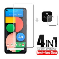 5G стекло для Google Pixel 4a, закаленное стекло для объектива камеры Pixel 4a 5G, защита экрана телефона, пленка для Google Pixel 4a, 5G