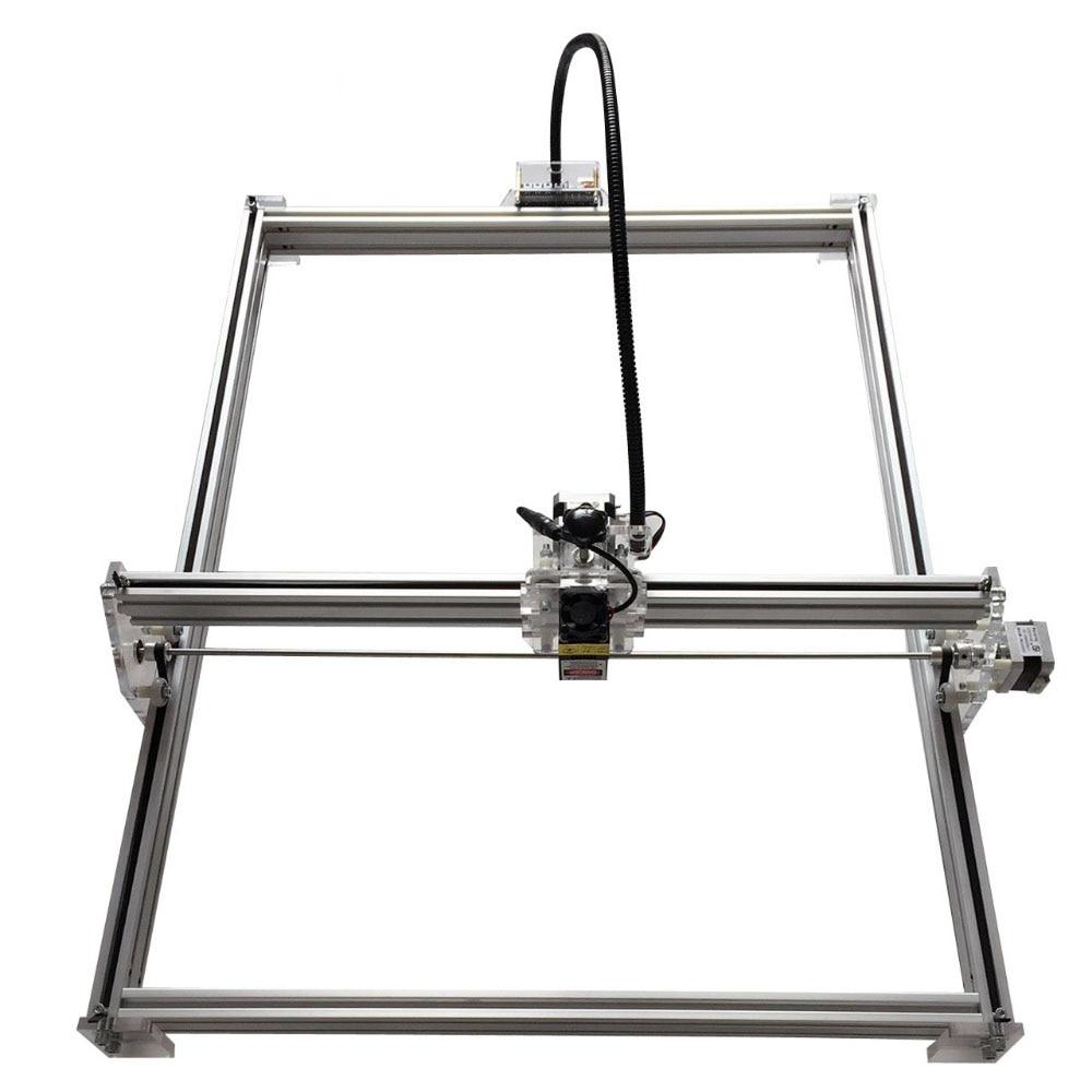 65*50 سنتيمتر 15W CNC النقش بالليزر آلة 2 محور 12V DC DIY حفارة سطح المكتب الخشب راوتر الليزر نظارات 500 2500 5500 10000 mw