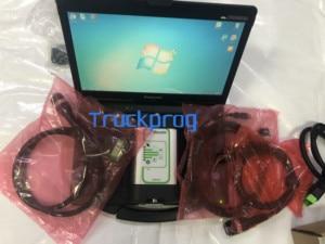 Image 2 - Инструмент для диагностики грузовика VOCOM 88890300 Vocom 2,7 PTT DEV2 для UD/Mack/volvo Vocom + ноутбук Thoughbook CF53/CF31