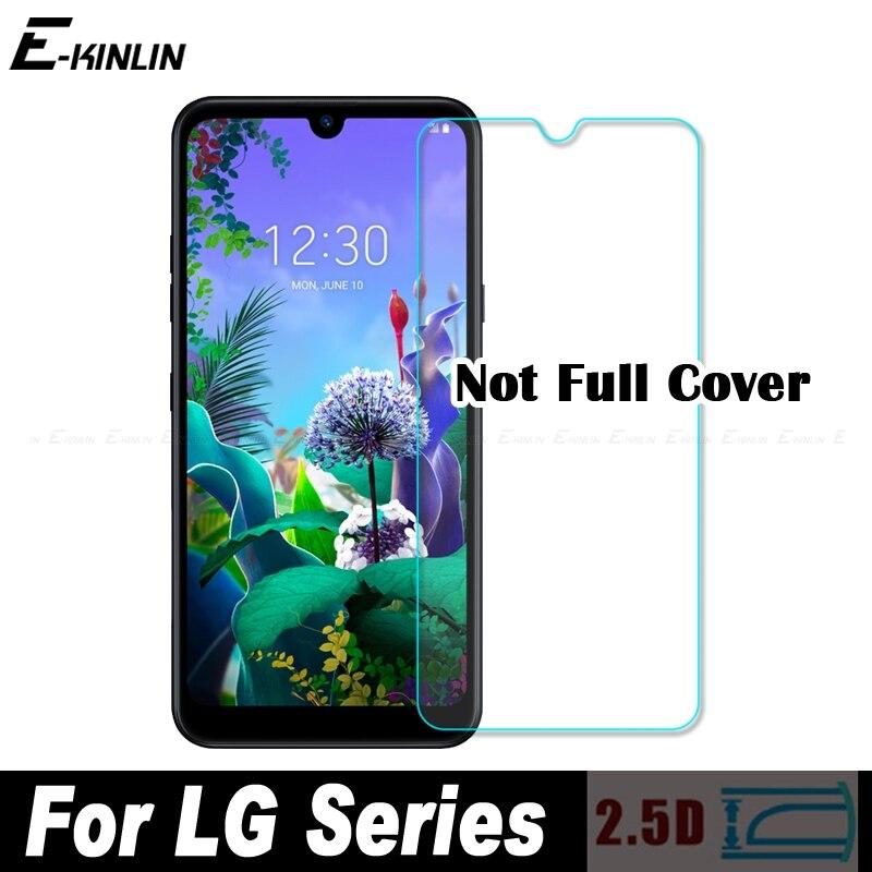 0,3 мм 2.5D Закаленное стекло для LG Q51 Q60 Q70 Q61 Q92 5G Защитная пленка для экрана