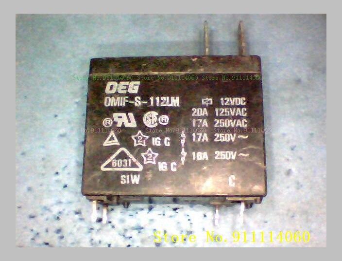 OMIF-S-112LM 62F-12V o velho